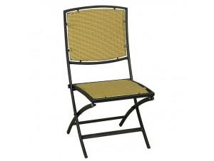 Πτυσσόμενη Καρέκλα Rattan