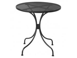 Στρογγυλό Μεταλλικό Τραπέζι
