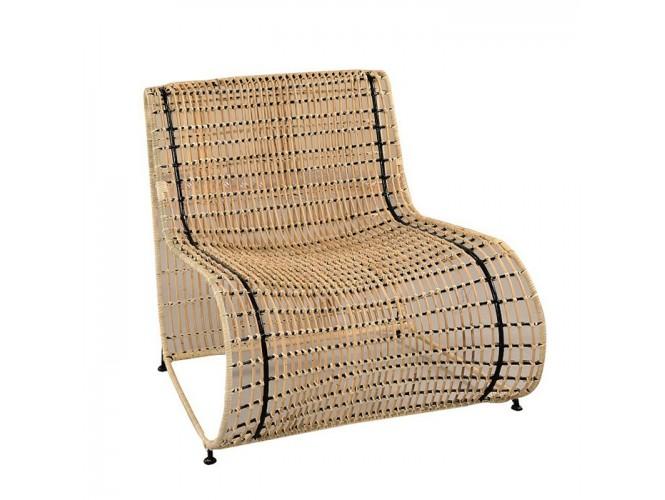 Πολυθρόνα Bamboo 150318-3 Natural