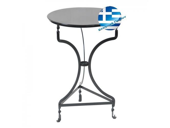 Τραπέζι καφενείου Φερ φορζέ Γαλβανισμένο