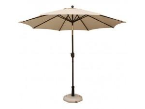 Τετράγωνη Ομπρέλα 300 x 300cm Με Βάση 30kg