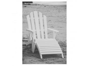 Σαιζλόνκ πολυθρόνα από Μαόνι