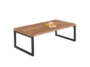 TAMPA Ξύλινο τραπέζι χειροποίητο