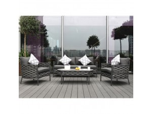 VITAL set σαλόνι κήπου Wicker