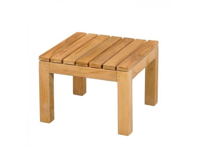 Τραπέζι Κήπου Βεράντας Coffee ξύλινο Teak