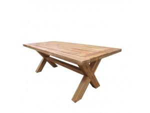 Τραπέζι ξύλινο στιβαρής αισθητικής