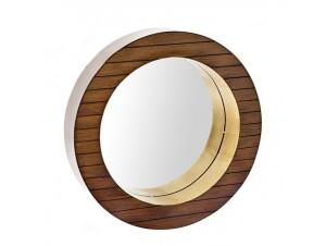 Καθρέφτης ξύλινος 41 εκ.