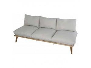 BAKERSFIELD Καναπές ξύλινος κήπου