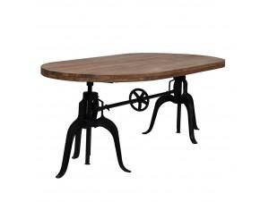 Garibaldi 200 τραπέζι καρυδί