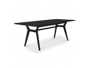 Heaven τραπέζι επεκτεινόμενο μαύρο