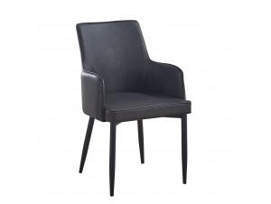 Indi καρέκλα πολυθρόνα Καφε