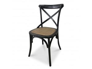 Provence καρέκλα μαύρο