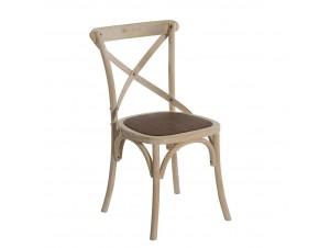 Provence Καρέκλα Φυσικό Antique Washed