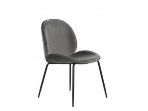 Scarabeo καρέκλα Γκρι