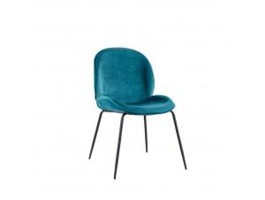 Scarabeo καρέκλα Σμαραγδί