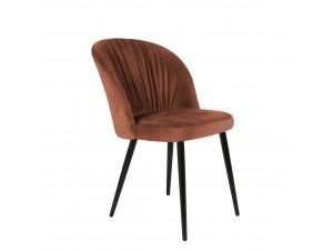 Brooklyn καρέκλα Κεραμιδί