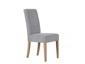 Dalu καρέκλα Γκρι Ανοιχτό