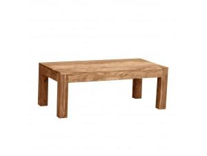 Minimal Coffee Table καρυδί