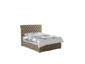 Margot κρεβάτι Με Αποθηκ. Χωρο (Για στρώμα 160X200Cm) Latte