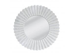 Sunny Καθρέπτης Λευκό Antique