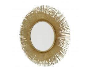 Soleil Καθρέπτης Χρυσό