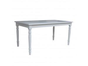 Palermo τραπέζι λευκό