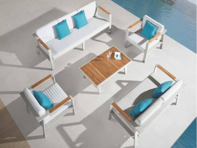 Higold Nofi-3+2 Lounge Set