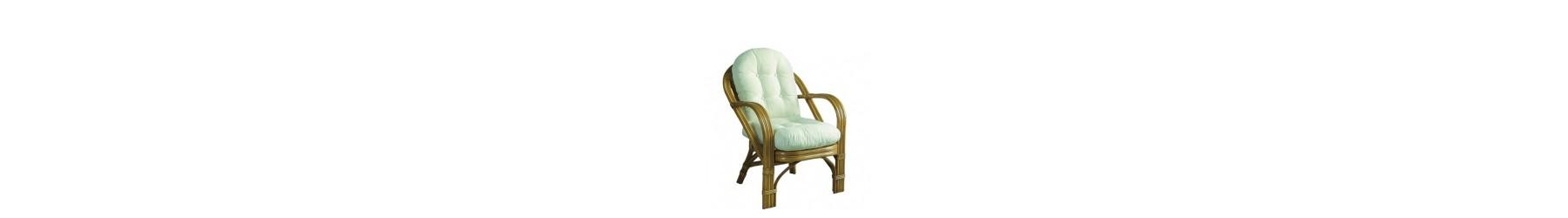 Μαξιλάρια βαμβακερά για πολυθρόνες και καναπέδες από Bamboo.