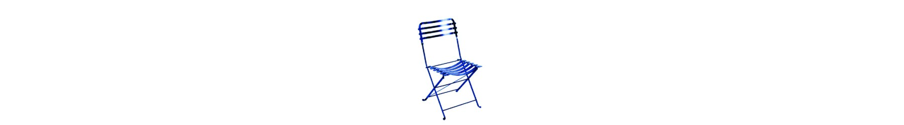 Πολυθρόνες και καρέκλες μεταλλικές τύπου Ζαππείου
