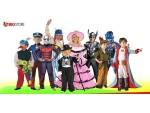 Αποκριάτικες παιδικές στολές Cartoon Comics Cinema