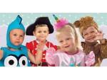 Αποκριάτικες στολές για μωρά - bebe