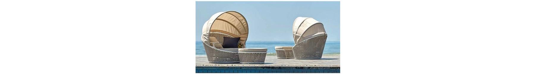 Daybed Καναπέδες για χρήση σε εξωτερικούς χώρους