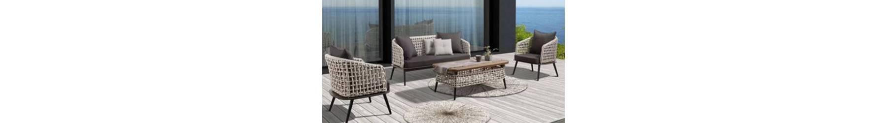 Καθιστικά και σαλόνια κήπου και βεράντας για εξωτερικούς χώρους