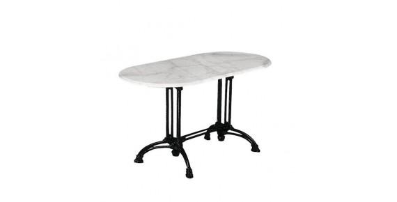 Τραπέζια με μάρμαρο