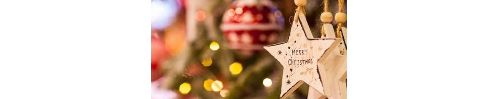 Χριστουγεννιάτικα στολίδια για τη διακόσμηση