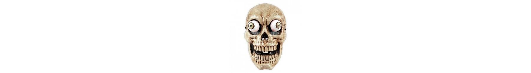 Αποκριάτικες Μάσκες τρόμου - Halloween