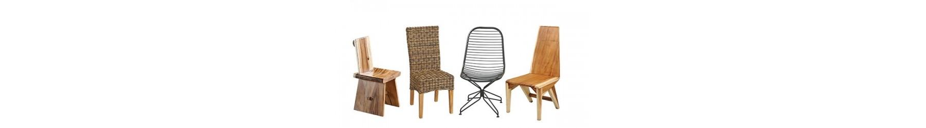 Καρέκλες σε μεγάλη ποικιλία προτάσεων και σχεδιασμού.