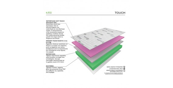 TOUCH 6cm Memory