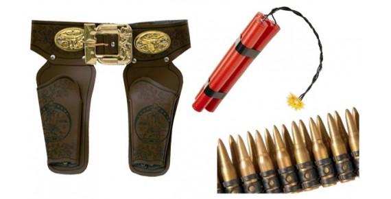 Αποκριάτικες Θήκες Όπλων-Αξεσουάρ Όπλων-Αναλώσιμα