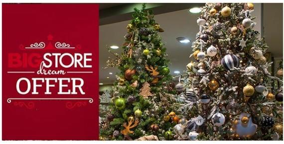 Προσφορές - Χριστουγεννιάτικα δέντρα