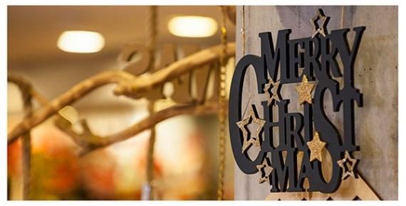 Χριστουγεννιάτικα διακοσμητικά κρεμαστά