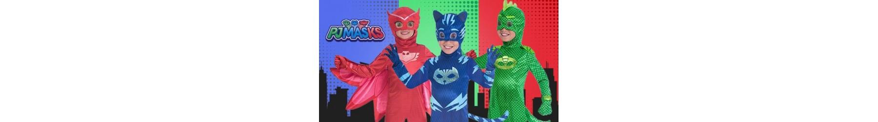 Στολές Πυτζαμοήρωες - PJ MAKS . Gekko, Catboy, Owlette