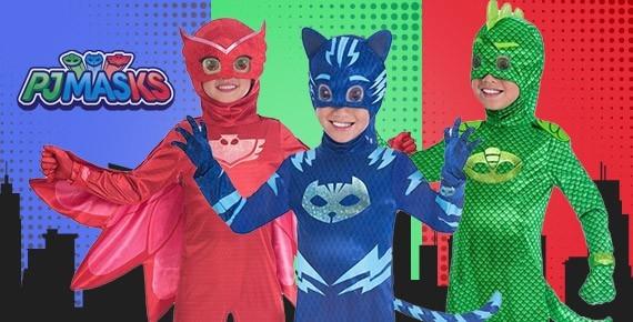 Πυτζαμοήρωες - PJ Masks