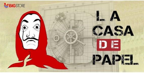 Στολές La Casa de Papel