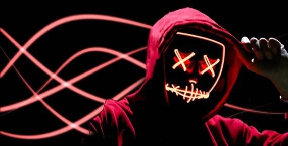 Φωτιζόμενες Μάσκες