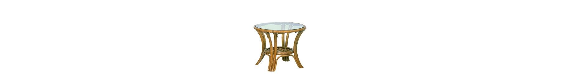 Τραπέζια Bamboo σε κλασσικό σχεδιασμό. Όλοι οι τύποι και διαστάσεις