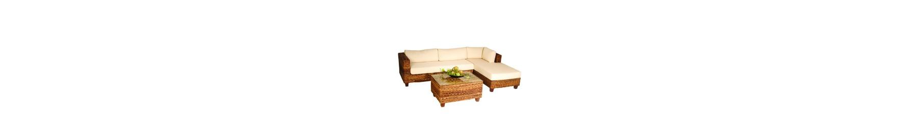 Σαλόνια και καθιστικά Bamboo υψηλής ποιότητας σε κλασσικό σχεδιασμό.