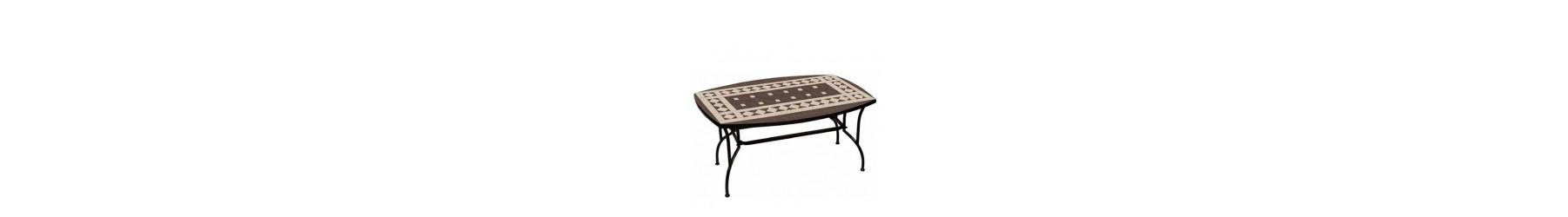 Τραπέζια με επιφάνεια μαρμάρινη ή πέτρινη