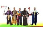 Στολές Αράβων Σουλτάνων