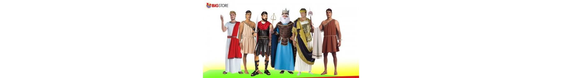Αποκριάτικες στολές Αρχαία Ελλάδα για Άνδρες σε όλα τα σχέδια